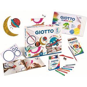 Набор для рисования  Art Lab, 68 предметов Giotto. Цвет: разноцветный