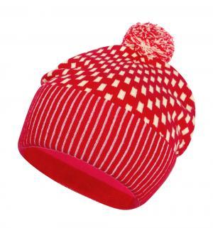 Шапка , цвет: красный Flobaby