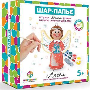 Набор  Ангел Шар Папье. Цвет: разноцветный