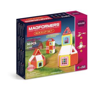 Конструктор  Build Up Set Магнитный 50 элементов Magformers