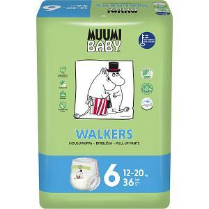 Подгузники-трусики  Maxi Plus 12-20 кг, 20 штуки Muumi