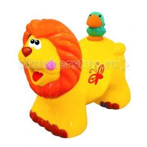 Каталка-игрушка  Львенок KID 051706 Kiddieland