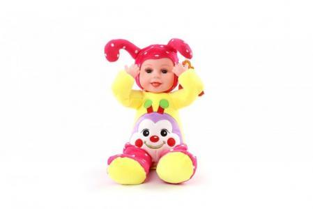 Кукла-Пупс Пикабу - божья коровка 28 см Lisa Jane