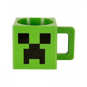 Кружка пластиковая Creeper 230 мл Minecraft