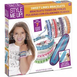 Набор для создания браслетов Красивые звенья Style Me Up