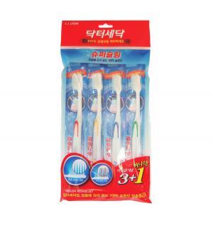 Зубная щетка  Dr. Sedoc Super Slim, от 12 лет CJ Lion