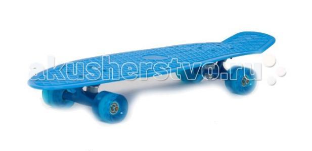 Скейт пластиковый 27х8 Moove&Fun