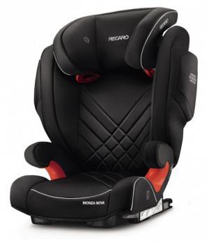 Автокресло  Monza Nova 2 seatfix, цвет: perfomance black Recaro