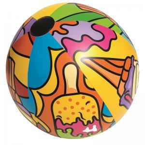 Мяч надувной  Поп-арт, 91 см BestWay