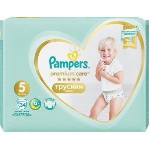 Трусики  Premium Care 12-17 кг, 34 шт Pampers