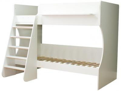 Подростковая кровать Капризун 3 двухъярусная Можга (Красная Звезда)