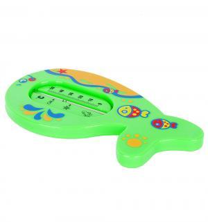 Термометр  Кораблик Детский, цвет: зеленый Бусинка