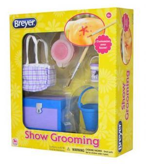 Набор аксессуаров для подготовки к шоу Breyer