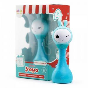 Развивающая игрушка  Музыкальная Умный зайка R1+ Yoyo Alilo
