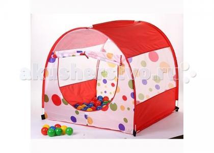 Игровая палатка с шарами Арка Calida