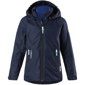Куртка Travel tec®  для мальчика Reima. Цвет: синий