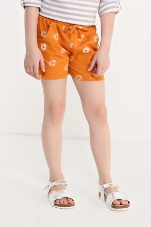 Шорты , цвет: оранжевый Finn Flare