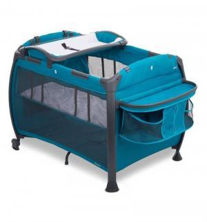 Манеж-кровать  Room, цвет: голубой Joovy