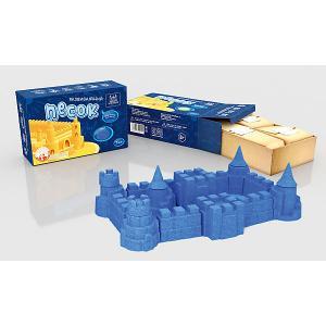 Кинетический песок, цвет голубой, упаковка 3 кг ArhiSand