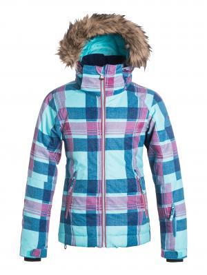 Куртка  Jet Ski, цвет: голубой Roxy