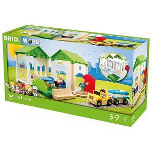 Игровой набор Brio Летняя дача