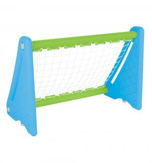 Ворота минифутбольные  Champion, цвет:зеленый Pilsan