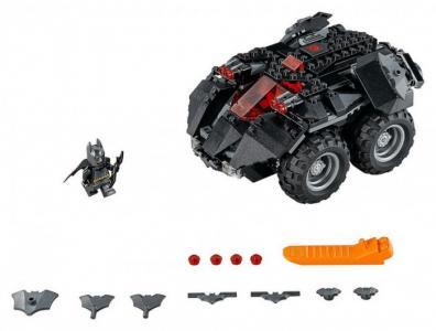 Конструктор  Super Heroes 76112 Лего Супер Герои Бэтмобиль с дистанционным управлением Lego