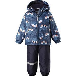 Комплект  : куртка и полукомбинезон Lassie. Цвет: темно-синий