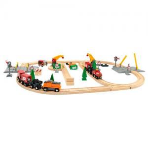 Игровой набор  Железнодорожный Brio
