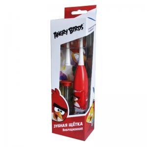 Электрическая зубная щетка LONGA VITA for kids Angry Birds