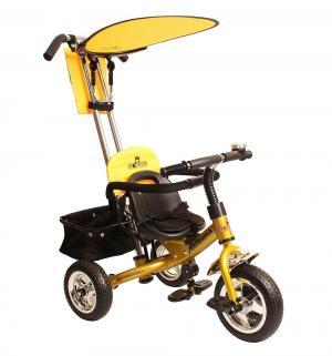Велосипед  Lexus Trike Next Generation, цвет: желтый Jetem