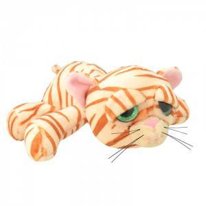 Мягкая игрушка Floppys Полосатый кот 25 см Wild Planet