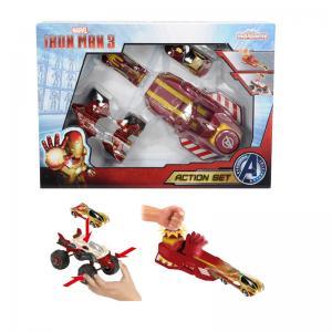 Iron Man Железный человек 2 шт Majorette