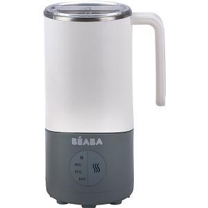 Подогреватель воды и смесей Beaba Milk Prep, серый BÉABA. Цвет: серый/белый