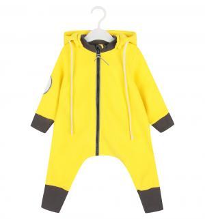 Комбинезон  Лимон, цвет: желтый Bambinizon