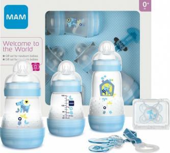 Подарочный набор для новорожденных Welcome to the world Giftset 62860010/1 с 0 мес. MAM