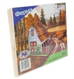 Сборная деревянная модель  Ферма Wooden Toys