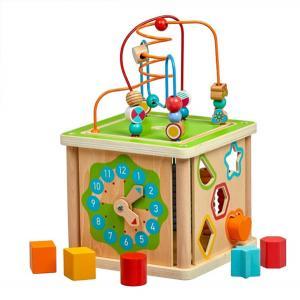 Развивающие игрушки для малышей Lucy&Leo