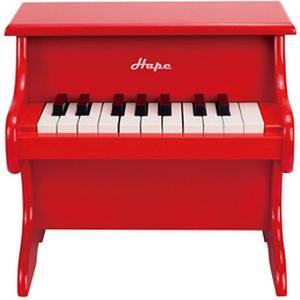 Пианино Hape. Цвет: красный
