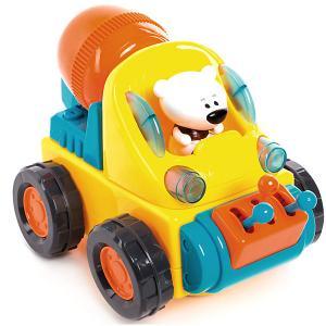 Транспортный набор  Ми-ми-мишки Тучка Бетономешалка Gulliver