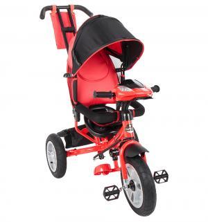 Трехколесный велосипед  S-511, цвет: красный Capella