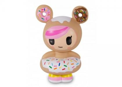 Виниловая игрушка коллекционная Donutella Tokidoki