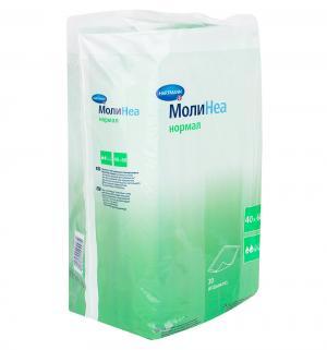 Пеленки  Molinea Normal 40х60 см, 30 шт Paul Hartmann