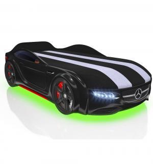 Кровать-машина  Junior AMG, цвет: черный Romack