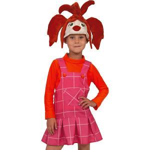 Карнавальный костюм Барбоскины Лиза Карнавалофф. Цвет: разноцветный