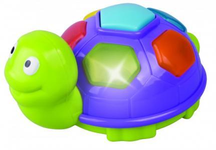 Развивающая игрушка  Музыкальная Черепаха 15 см Red Box