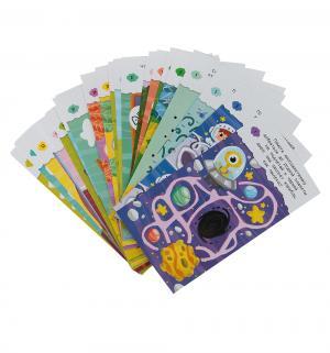 Карточки-активити  Возьми с собой. Мир вокруг: 29 карточек пиши-стирай 3+ Феникс