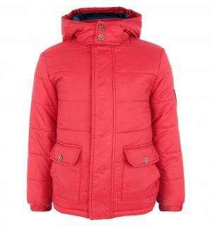 Куртка , цвет: красный Button Blue