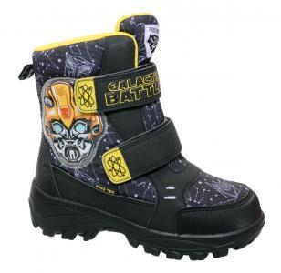 Ботинки Kakadu , цвет: черный Transformers