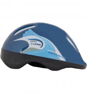 Шлем роликовый  1Pilot, цвет: синий/голубой Larsen
